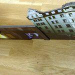 Skyline II detail (view of three layers)