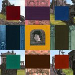 Book of Days - (9 panels), 2008, oil on panel, 12 x 12 inches