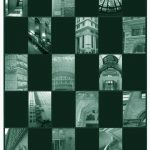 City Stamps - Chicago, 2009, 8.5 x 11 inches, edition of 100.