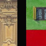 Detail, first 4 panels