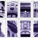 City Stamp Book New York