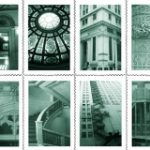 City Stamp Book Chicago