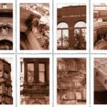 City Stamp Book Glasgow
